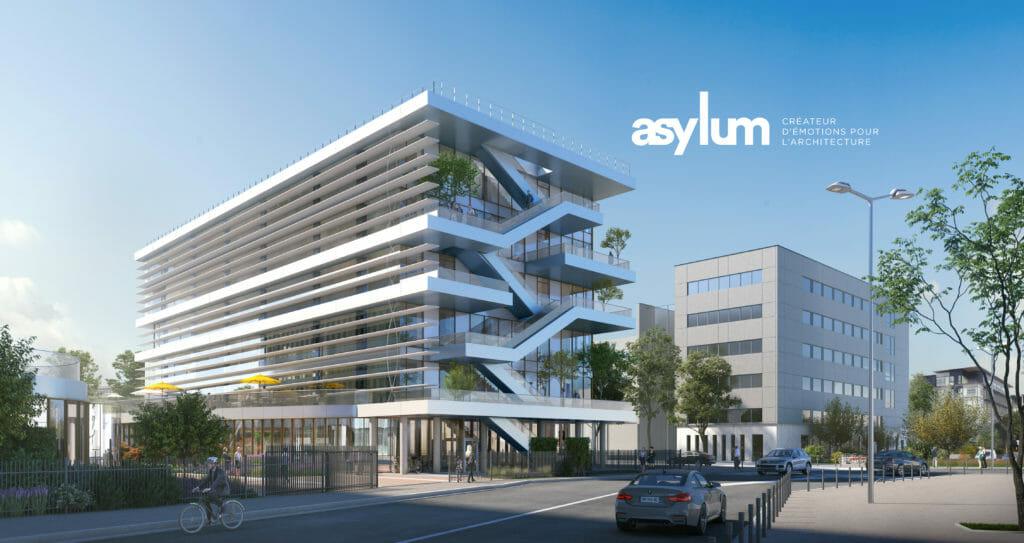 Urban garden Asylum